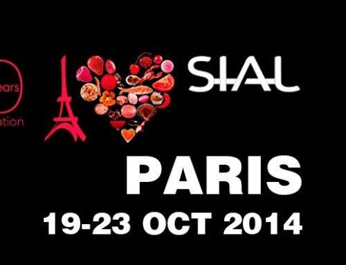 SIAL PARIS Fuar Katılımımız